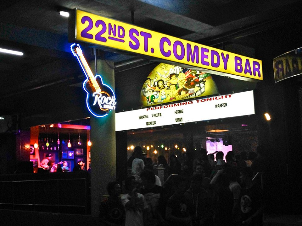 22nd Street Comedy Bar