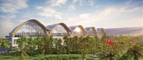 Mactan Airport Terminal 2 To Be Inaugurated on June 6