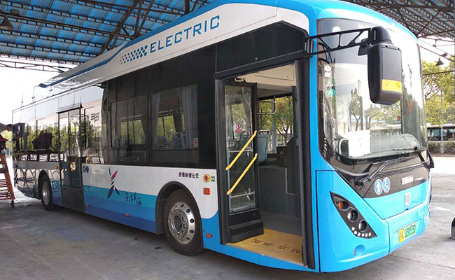 Transpo Consortium to Donate E-Bus to Cebu City