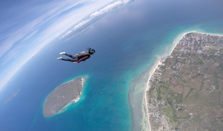 Experience the Thrill of Bantayan Island Skydiving